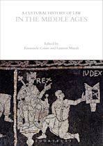 A Cultural History of Law in the Middle Ages cover