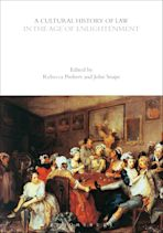 A Cultural History of Law in the Age of Enlightenment cover