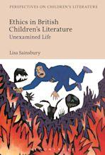 Ethics in British Children's Literature cover