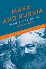Marx and Russia cover