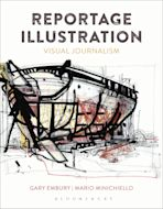 Reportage Illustration cover