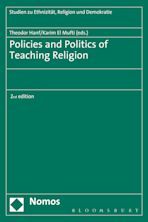 Policies and Politics of Teaching Religion cover