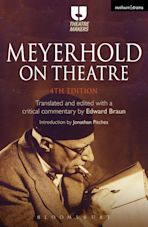 Meyerhold on Theatre cover