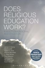 Does Religious Education Work? cover
