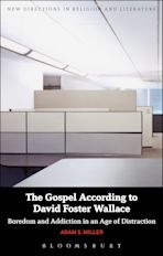 The Gospel According to David Foster Wallace cover