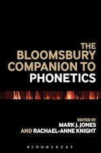 The Bloomsbury Companion to Phonetics cover