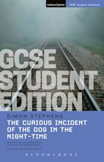The Curious Incident of the Dog in the Night-Time GCSE Student Edition cover
