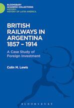 British Railways in Argentina 1857-1914 cover