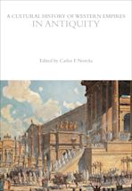 A Cultural History of Western Empires in Antiquity cover