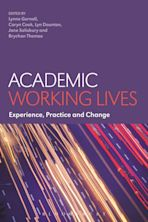 Academic Working Lives cover
