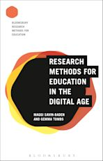 Research Methods for Education in the Digital Age cover
