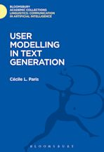 User Modelling in Text Generation cover