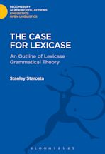 The Case for Lexicase cover