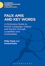 Faux Amis and Key Words cover