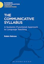 The Communicative Syllabus cover