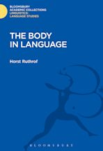 The Body in Language cover