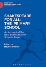 Shakespeare For All: The Primary School cover