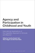 Agency and Participation in Childhood and Youth cover