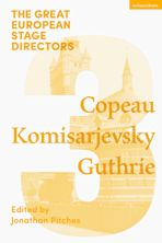The Great European Stage Directors Volume 3 cover