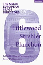 The Great European Stage Directors Volume 6 cover