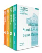 The Great European Stage Directors Set 1 cover