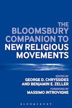 The Bloomsbury Companion to New Religious Movements cover