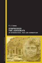 Symphosius The Aenigmata cover