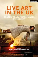 Live Art in the UK cover