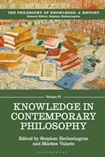 Knowledge in Contemporary Philosophy cover