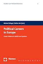 Political Careers in Europe cover