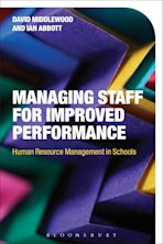 Managing Staff for Improved Performance cover