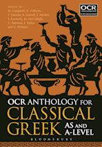 OCR Anthology for Classical Greek AS and A Level cover