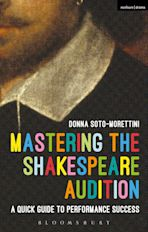 Mastering the Shakespeare Audition cover