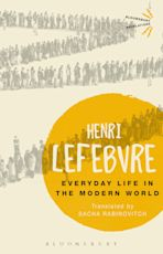 Everyday Life in the Modern World cover