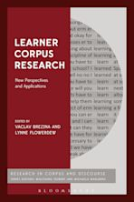 Learner Corpus Research cover