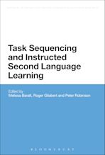 Task Sequencing and Instructed Second Language Learning cover