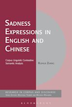 Sadness Expressions in English and Chinese cover