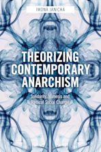 Theorizing Contemporary Anarchism cover