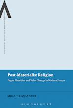 Post-Materialist Religion cover