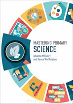 Mastering Primary Science cover