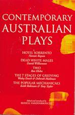 Contemporary Australian Plays cover