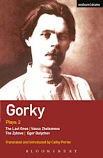 Gorky Plays: 2 cover