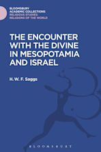 The Encounter with the Divine in Mesopotamia and Israel cover