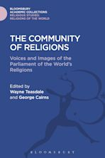 The Community of Religions cover