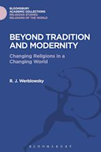 Beyond Tradition and Modernity cover