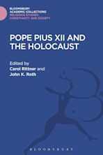Pope Pius XII and the Holocaust cover
