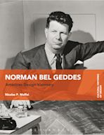 Norman Bel Geddes cover