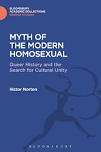 Myth of the Modern Homosexual cover