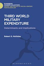 Third World Military Expenditure cover