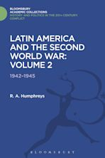 Latin America and the Second World War cover